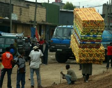 Cargo, Addis Abeba.