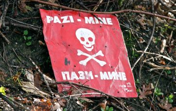 Bosnia and Herzegovina is one of the most mine affected countries in the world. Three percent of its total area (1500 km2) is potentially contaminated.
