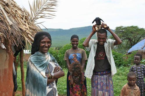 Melka Oda village, Oromiya, Ethiopia.