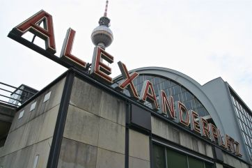 My name is Platz, Alexander Platz.