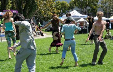 Berkeley Spark festival 2013, Civic Center Park, Berkeley, CA. http://berkeleyspark.org/ Photo: Miikka Järvinen