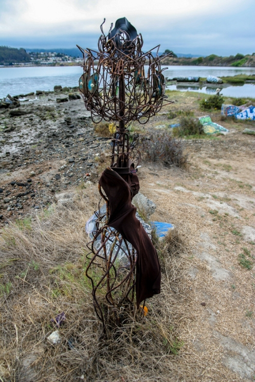 Odin's hammer, Triton fork or just a candlestick? http://www.albanybulb.com Photo: Miikka Järvinen