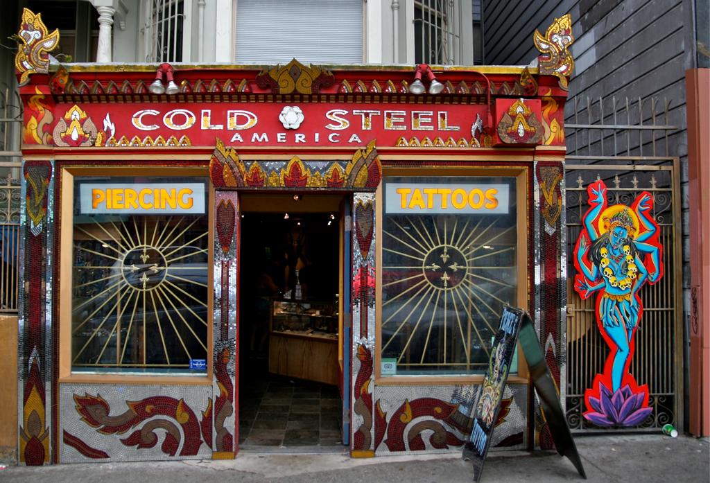 Tattoo shop haight street san francisco miikka j rvinen for Tattoo shops 24 hours