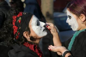 Dia de los Muertos SF 2013