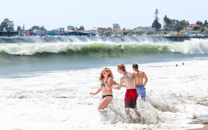 Beachlife, Santa Cruz, California