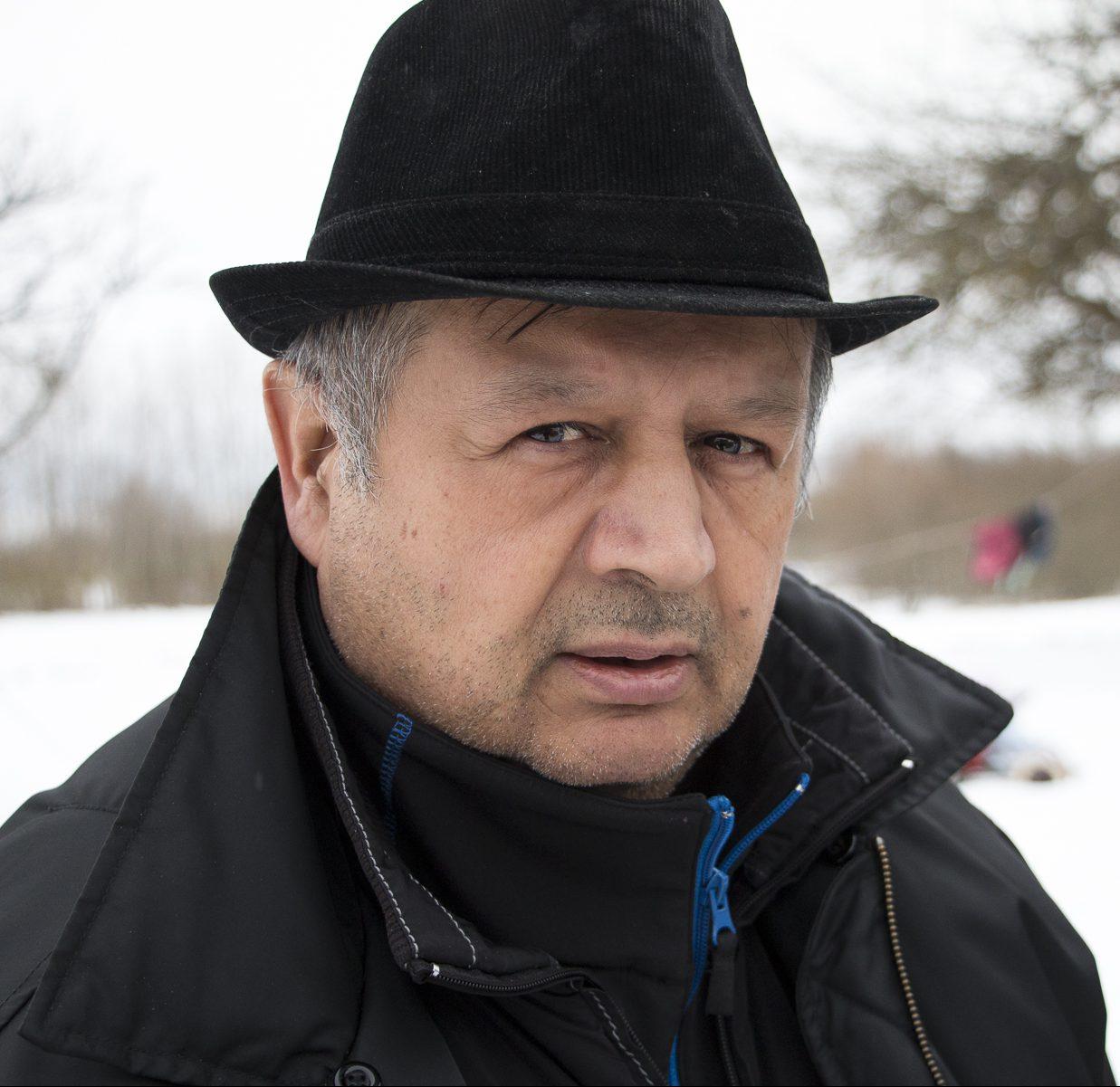Romaniaktivisti Allan Palm